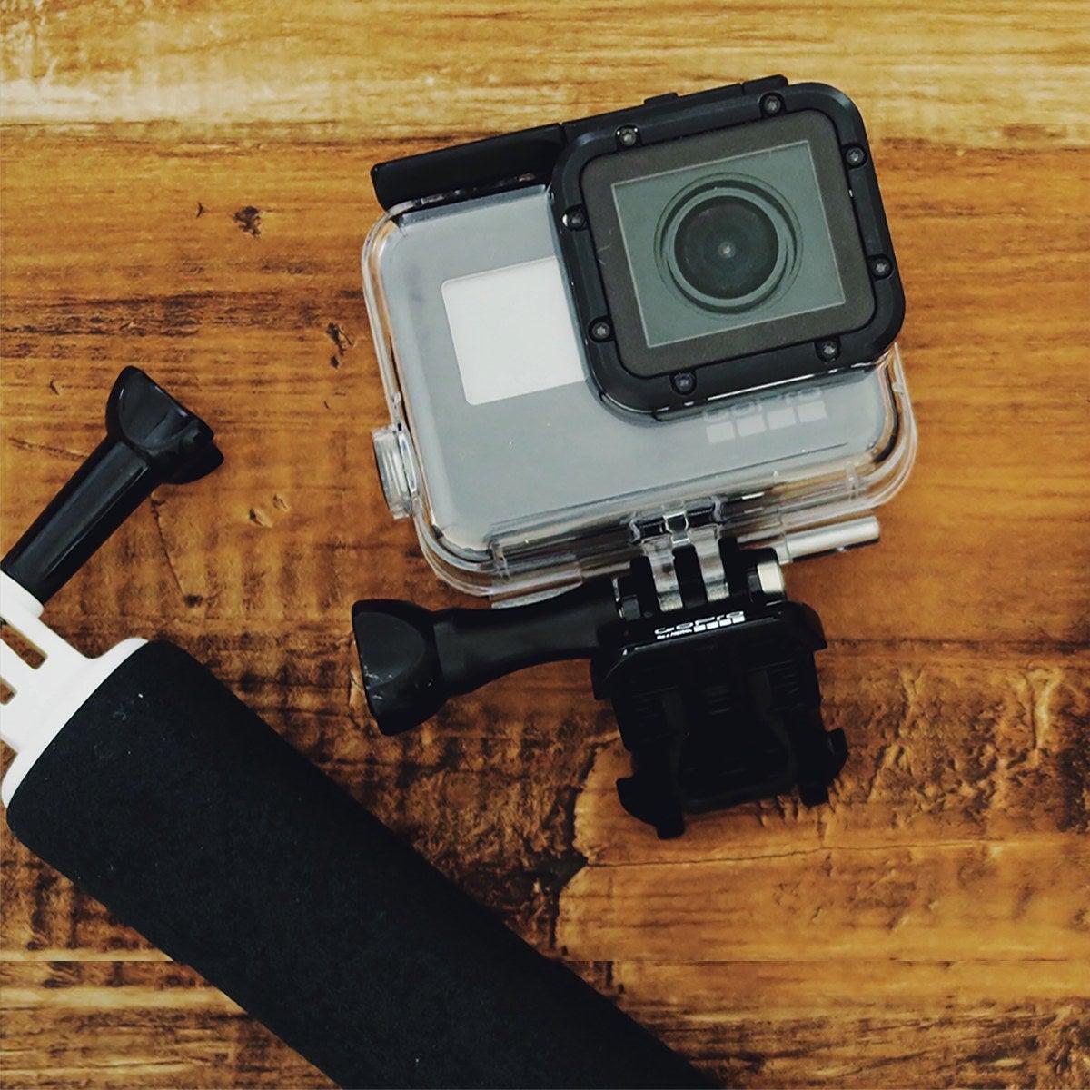GoPro(ゴープロ)など最新家電をネットで簡単レンタル