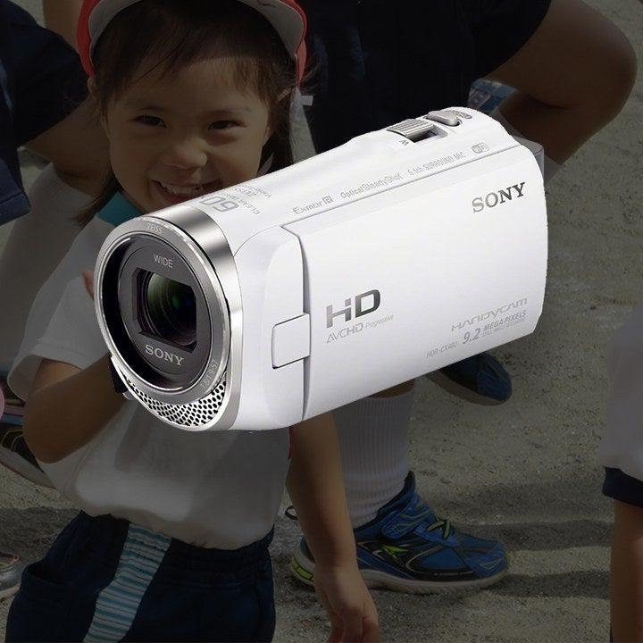 ビデオカメラなど最新家電をネットで簡単レンタル