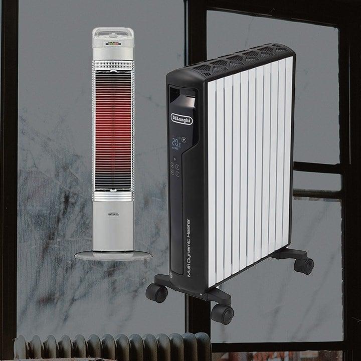 ヒーター/暖房器具など最新家電をネットで簡単レンタル