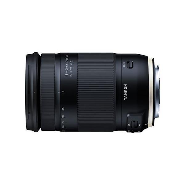TAMRON 18-400mm F/3.5-6.3 Di II VC HLD (Model B028E) 高倍率ズームレンズ (CANON EFマウント)
