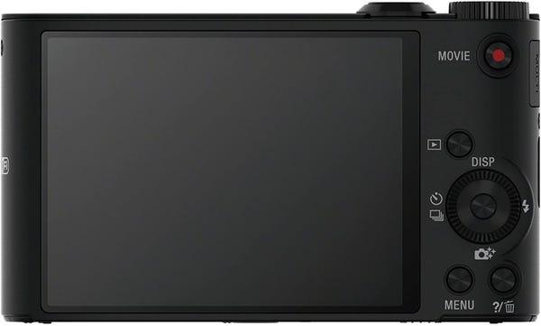 ソニー デジタルカメラ Cyber-shot WX350 ブラック DSC-WX350-B