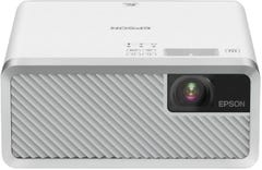 EPSON dreamio ホームプロジェクター ホワイト EF-100WATV