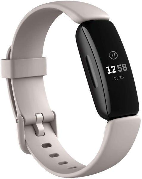 Fitbit Inspire2 フィットネストラッカー Lunar White ルナホワイト L/Sサイズ