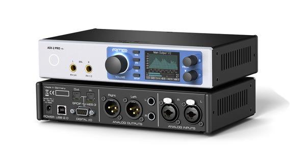 RME ADI-2 Pro FS オーディオインターフェイス