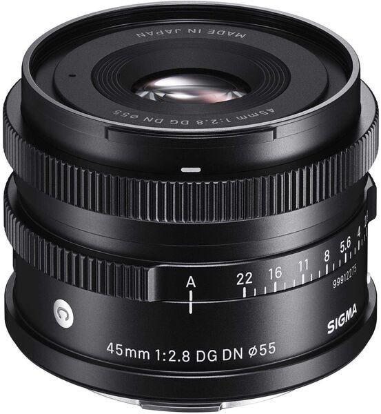 SIGMA 45mm F2.8 DG DN Contemporary (Lマウント)