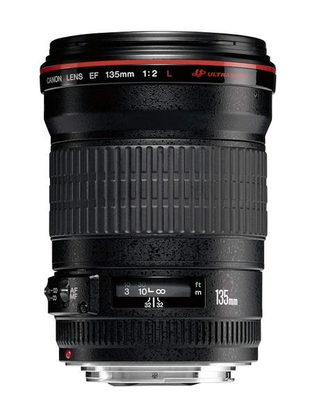 CANON EF135mm F2L USM 単焦点レンズ