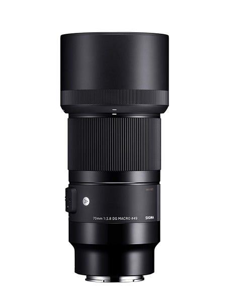 SIGMA 70mm F2.8 DG MACRO Art マクロレンズ (SONY Eマウント用) 271657
