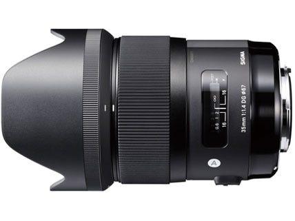 SIGMA Art 35mm F1.4 DG HSM 単焦点レンズ (CANON EFマウント) 340544