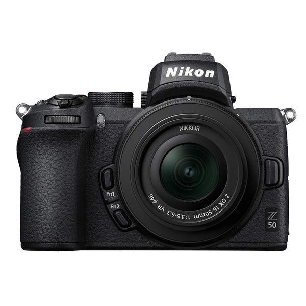 NIKON Z50 16-50 VR レンズキット ミラーレス一眼