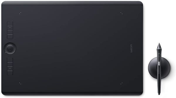 Wacom ワコム ペンタブレット Intuos Pro Large
