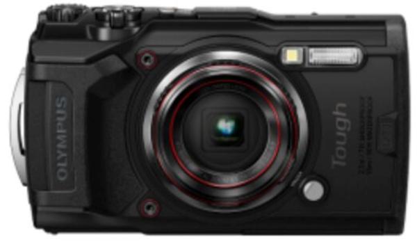 OLYMPUS 防水カメラ STYLUS Tough TG-6