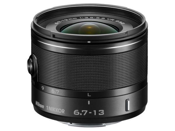 NIKON 1 NIKKOR VR 6.7-13mm f/3.5-5.6 広角ズームレンズ