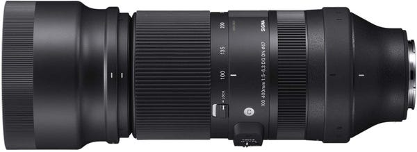 SIGMA 100-400mm F5-6.3 DG DN OS Contemporary 望遠ズームレンズ (SONY Eマウント用) 750657