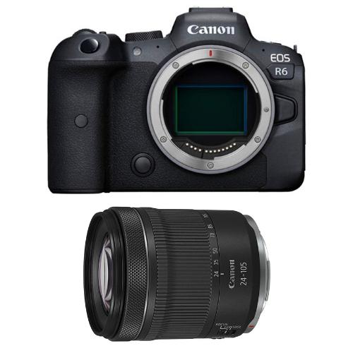 Canon EOS R6 RF24-105 IS STMレンズキット ミラーレス一眼