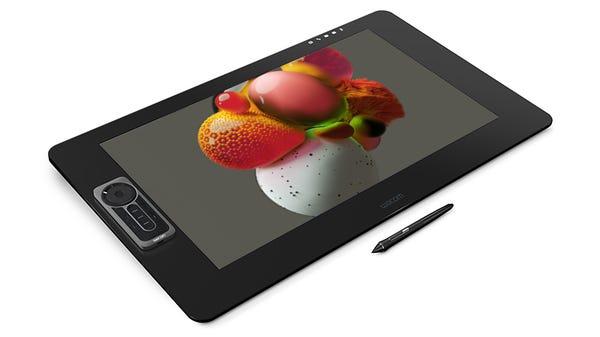 Wacom ワコム 液晶ペンタブレット Cintiq Pro 24 ペン&タッチモデル DTH-2420/K0