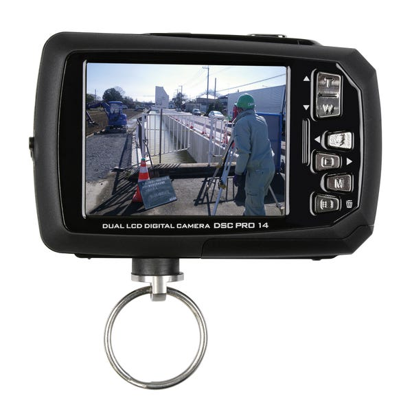 Kenko 防じん・防水・耐衝撃デジタルカメラ DSC PRO14