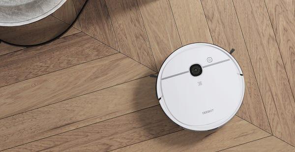 ECOVACS DEEBOT OZMO750 水拭きもできる家庭用ロボット掃除機