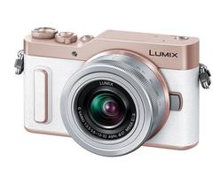 Panasonic LUMIX DC-GF10 レンズキット ミラーレス一眼 ホワイト