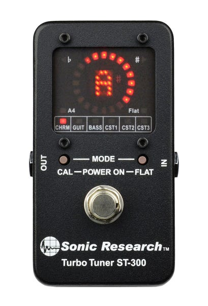 SONIC RESEARCH ST-300