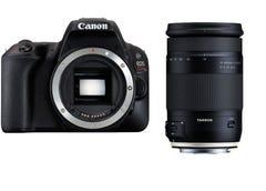 CANON EOS Kiss X9とタムロンの便利ズームレンズ(18-400mm)のセット 一眼レフ
