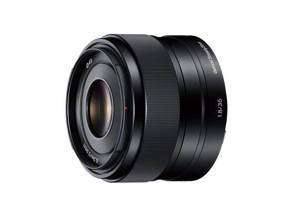 SONY E 35mm F1.8 OSS SEL35F18 単焦点レンズ