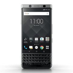 BlackBerry KEY one BBB100-6 silver ブラックベリー スマートフォン