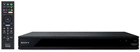 ソニー リージョンフリー 4K ブルーレイ/DVDプレーヤー UBP-X800M2