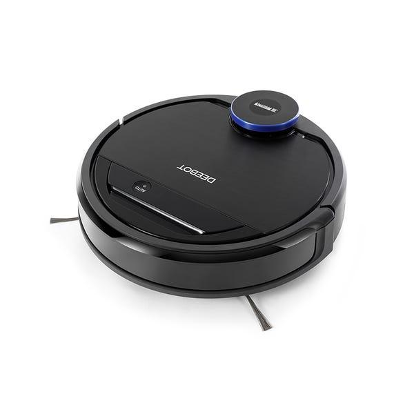 [新品] ECOVACS DEEBOT OZMO 930 マップ作成機能付き水拭きもできる家庭用ロボット掃除機  [もらえるレンタル®]