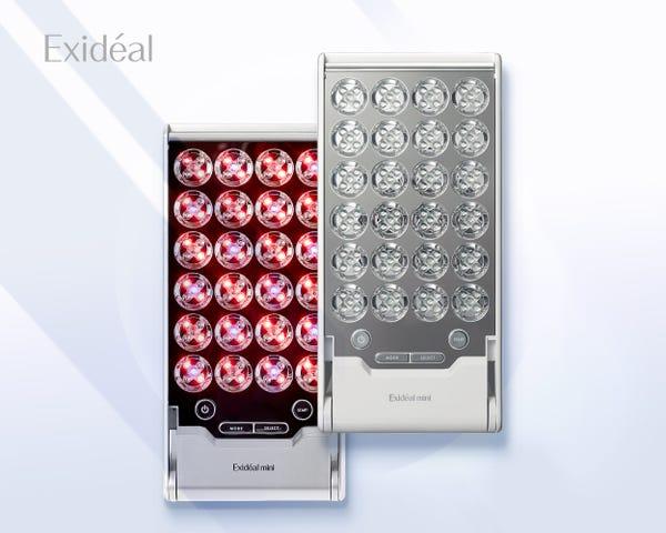 ハスラック Exideal mini エクスイディアル ミニ LED EX-120