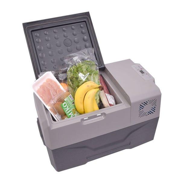 サンコー バッテリー内蔵30Lひえひえ冷蔵冷凍庫 CLBOX30L