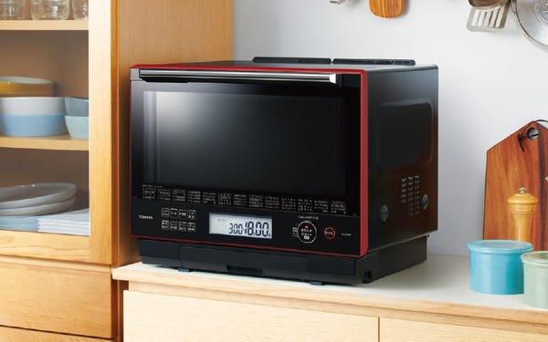 [新品] 東芝 過熱水蒸気オーブンレンジ 石窯ドーム 30L ER-WD3000-W グランホワイト