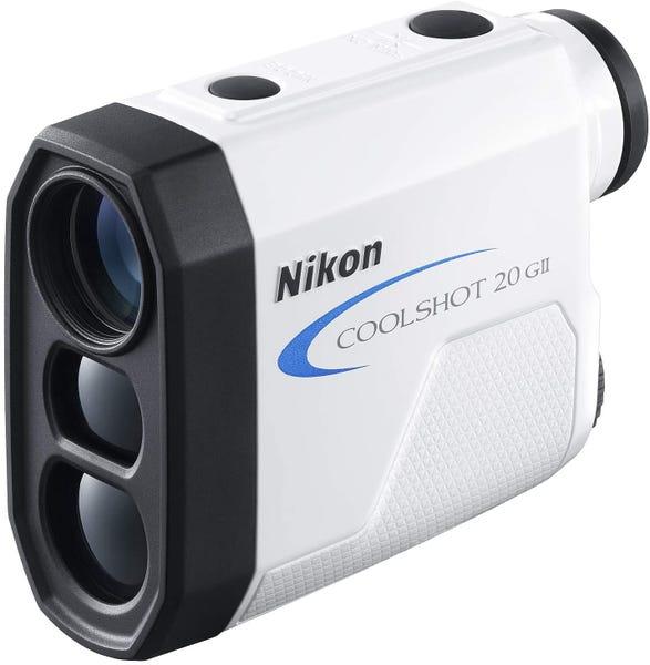 Nikon ゴルフ用レーザー距離計 COOLSHOT 20GII LCS20G2