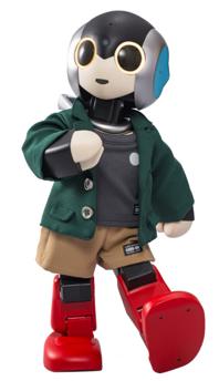 【ロビ専用】 ウェア ジャケット(ツーピース) グリーン&グレー×ベージュ