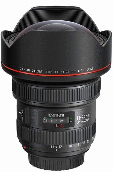 CANON EF11-24mm F4L USM 広角ズームレンズ