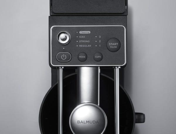 BALMUDA バルミューダ The Brew K06A オープンドリップ式コーヒーメーカー
