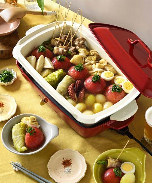 BRUNO ホットプレート グランデサイズ用深鍋