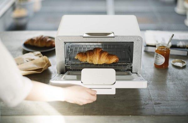 BALMUDA The Toaster K05A-WH(2020年モデル) バルミューダ オーブントースター  [ホワイト]