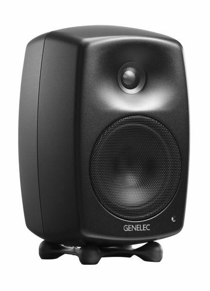 GENELEC G Three アクティブ・スピーカー 2個セット ブラック