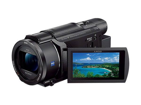 SONY 4Kビデオカメラ FDR-AX60