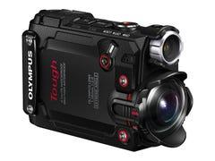 OLYMPUS STYLUS アクションカメラTG-Tracker ブラック
