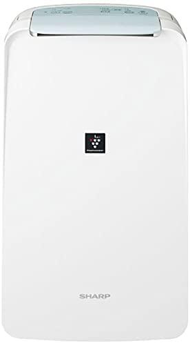 シャープ プラズマクラスター 衣類乾燥 除湿機 コンプレッサー方式 ホワイト系 CV-N71-W