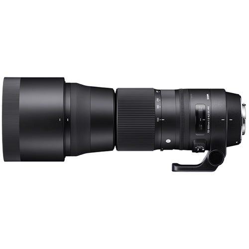 SIGMA 150-600mm F5-6.3 DG OS HSM Contemporary 超望遠ズームレンズ (CANON EFマウント) 745547