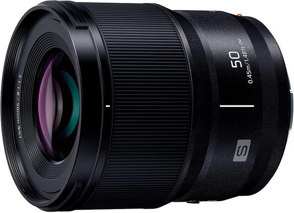 Panasonic LUMIX S 50mm F1.8 単焦点レンズ
