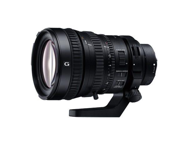 SONY FE PZ 28-135mm F4 G OSS SELP28135G 標準ズームレンズ