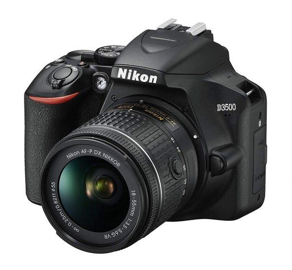 NIKON D3500 ダブルズームキット 一眼レフ