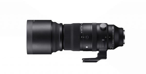SIGMA 150-600mm F5-6.3 DG DN OS Sports 望遠ズームレンズ 747657 (SONY Eマウント用)