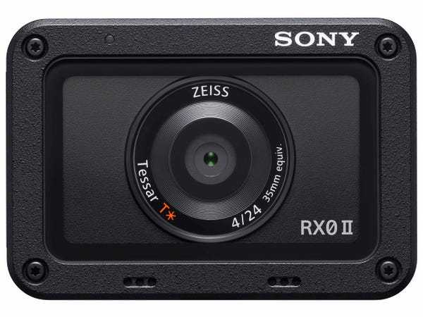 SONY Cyber-shot DSC-RX0II コンパクトデジタルカメラ