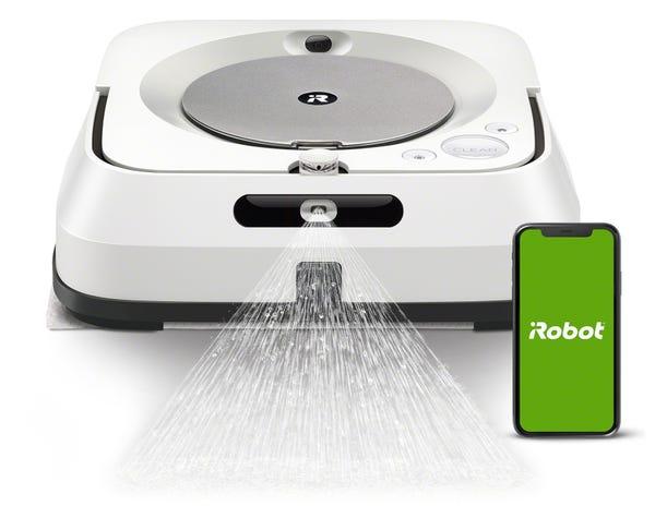 床拭きロボット ブラーバ ジェット m6 アイロボット公式 [ロボットスマートプラン+]