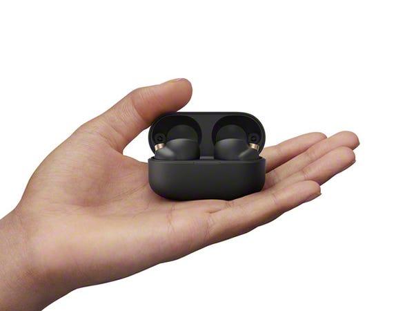 SONY ワイヤレスノイズキャンセリングステレオヘッドセット WF-1000XM4