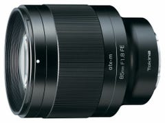Tokina atx-m 85mm F1.8FE 単焦点レンズ (SONY Eマウント)